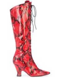 Marc Jacobs - Victorian ブーツ - Lyst