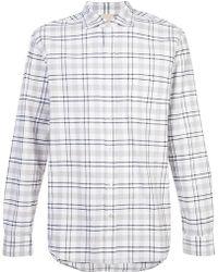 Baldwin Denim - Plaid Shirt - Lyst