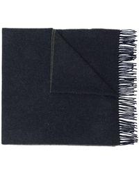 Canada Goose - Sciarpa di maglia con frange - Lyst