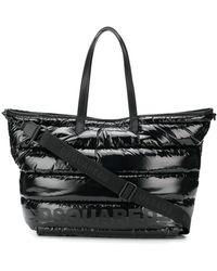 DSquared² Padded Shopper Bag - Black