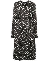 Dalood   Dotted Dress   Lyst