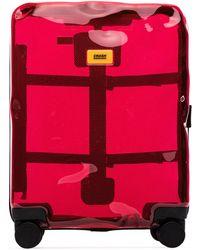Crash Baggage Small Icon Cabin Suitcase - Multicolor