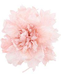 Ann Demeulemeester   Large Flower Brooch   Lyst