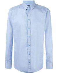 Dolce & Gabbana - クラシックシャツ - Lyst