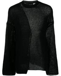 Isabel Benenato - Asymmetrische Trui - Lyst