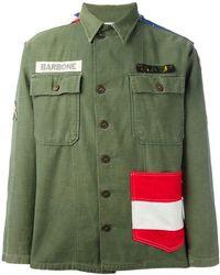 HTC Hollywood Trading Company - Military Jacket - Lyst