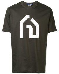 Junya Watanabe - Graphic Print T-shirt - Lyst
