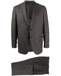 Kiton - シングルスーツ - Lyst