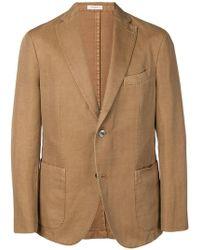 Boglioli - Tailored Blazer Jacket - Lyst