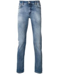 Closed - Classic Skinny-fit Jeans - Lyst