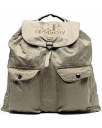 C.P. Company ロゴ バックパック - マルチカラー
