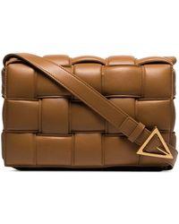 Bottega Veneta - Cassette Padded Crossbody Bag - Lyst