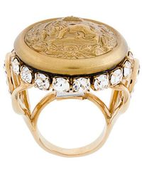 Dolce & Gabbana - Lion Signet Ring - Lyst