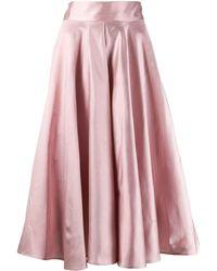 Dolce & Gabbana - ハイウエスト スカート - Lyst