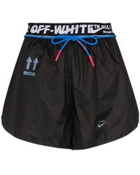 Nike Shorts sportivi X Off-White - Nero