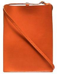 Our Legacy Classic Sub Tote Bag - Orange