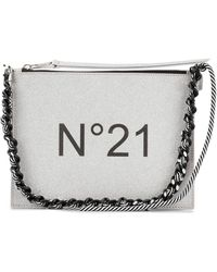 N°21 Logo Shoulder Bag - Multicolour