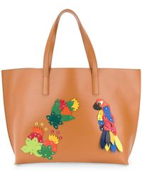 P.A.R.O.S.H. - Parrot Tote Bag - Lyst