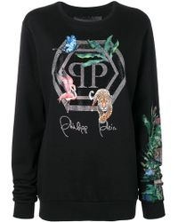 Philipp Plein - Jungle Sweatshirt - Lyst