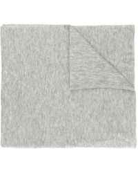 Faliero Sarti - Classic Knitted Scarf - Lyst