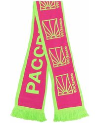 Rassvet (PACCBET) ロゴ スカーフ - ピンク