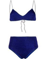 Oséree - Glanzende Bikini - Lyst