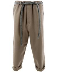 Toogood - The Sculptor Felted Trousers - Lyst
