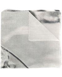 Faliero Sarti - Sjaal Met Print - Lyst