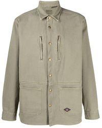 Barbour - ロゴパッチ シャツジャケット - Lyst