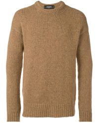 DSquared² Chunky Knit Sweater - Multicolour