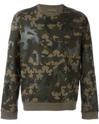 Valentino - 'camustars' Sweatshirt - Lyst