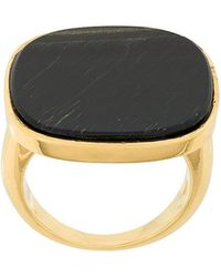 Wouters & Hendrix - My Favourite Blue Tiger Eye Ring - Lyst