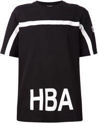 Hood By Air House Of Flies Cotton-Jersey T-Shirt - Black
