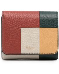 Mulberry Small Continental French 長財布 - レッド