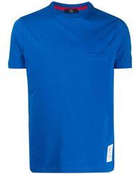 Fay - ラウンドネック Tシャツ - Lyst