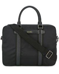 Dolce & Gabbana Mediterraneo Pcバッグ - ブラック