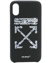 Off-White c/o Virgil Abloh - プリント Iphone Xs ケース - Lyst