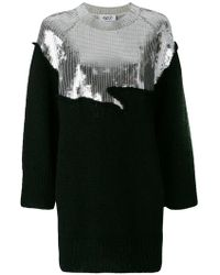 Aviu - Embellished Sweater - Lyst