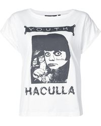Haculla We Are The Youth Tシャツ - ホワイト