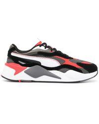 PUMA - RS-X3 Twill Air Mesh Sneakers - Lyst