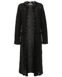 Cecilia Prado - Nancy Knit Trench Coat - Lyst