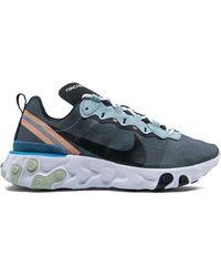 Nike React Element 55 Shoe - Multicolour
