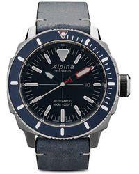 Alpina Наручные Часы Seastrong Diver 300 44 Мм - Синий