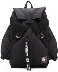Raeburn X Fastening Backpack - Black