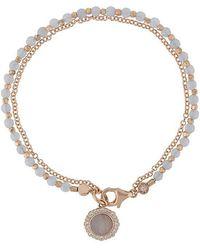 Astley Clarke - Lace Agate Luna Biography Bracelet - Lyst