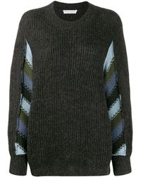 JW Anderson - ボーダーセーター - Lyst