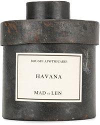 Mad Et Len Havana Candle - White