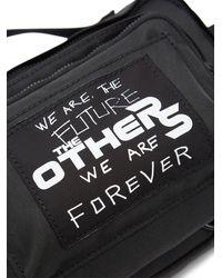 Raf Simons X Eastpak 'the Others' ベルトバッグ - ブラック