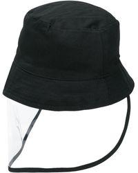 Dorothee Schumacher Visor Bucket Hat - Black