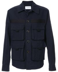 Song For The Mute - Military Jacket - Lyst
